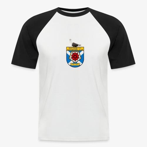 Montrose FC Supporters Club Seagull - Men's Baseball T-Shirt