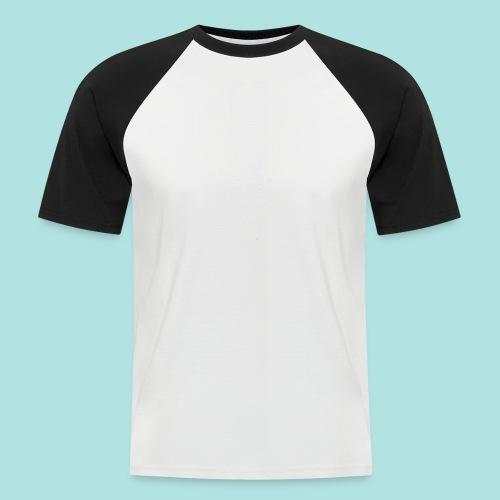 Old Guy, Eyes Open. - Men's Baseball T-Shirt