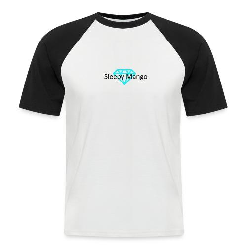 SleepyMango - Men's Baseball T-Shirt