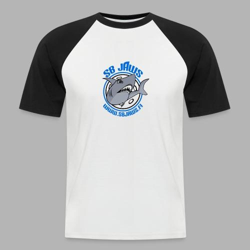 SB JAWS - Miesten lyhythihainen baseballpaita