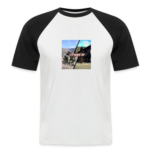 25520186 1487734038006238 33100251 n - T-shirt baseball manches courtes Homme