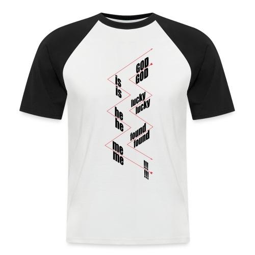 G.I.L.H.F.M. - Mannen baseballshirt korte mouw