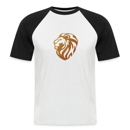Bronze lion - T-shirt baseball manches courtes Homme
