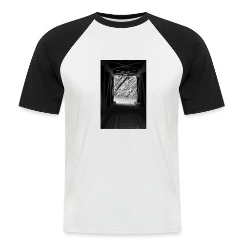 4.1.17 - Männer Baseball-T-Shirt