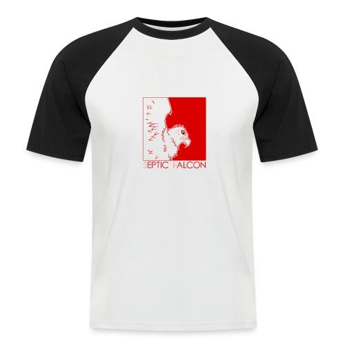 Falcon2 - Men's Baseball T-Shirt