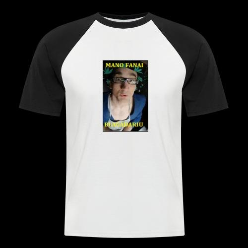 didesnis - Men's Baseball T-Shirt