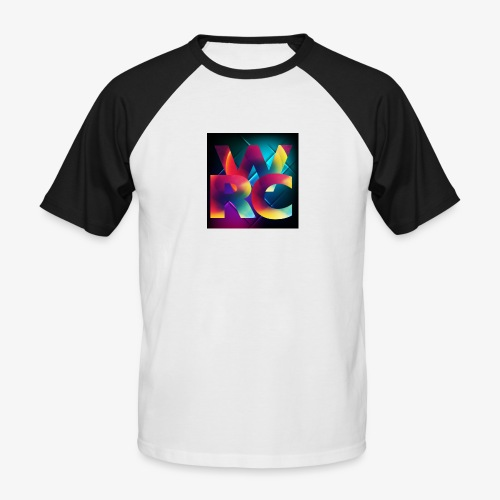 WeaRCore - T-shirt baseball manches courtes Homme