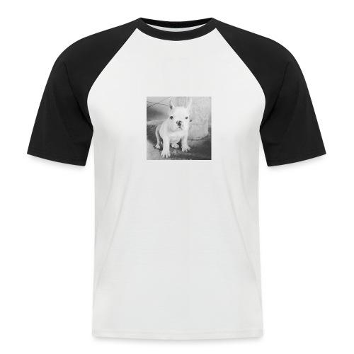 Billy Puppy - Mannen baseballshirt korte mouw