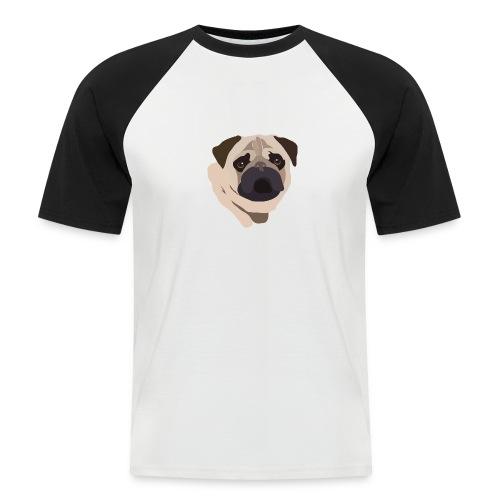 Pug Life - Men's Baseball T-Shirt