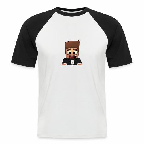 DayzzPlayzz Shop - Mannen baseballshirt korte mouw