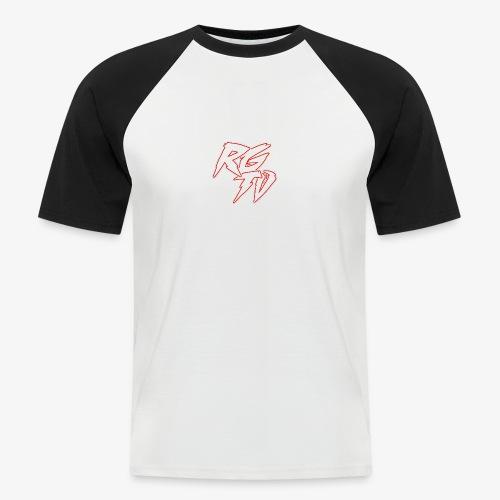 RGTV 1 - Men's Baseball T-Shirt