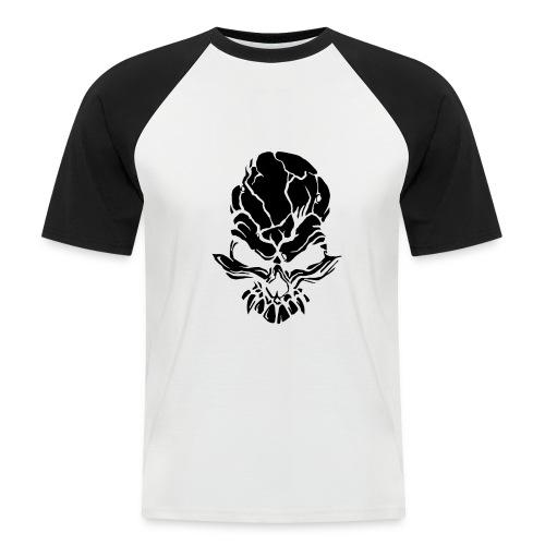 F noize fronte png - Men's Baseball T-Shirt
