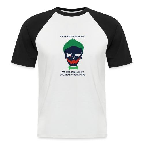 Joker - T-shirt baseball manches courtes Homme