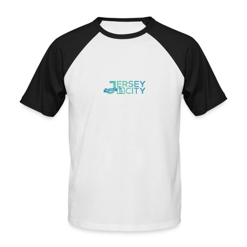 Logo Jersey City - T-shirt baseball manches courtes Homme