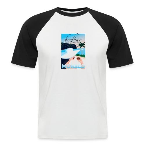 Monaco - Men's Baseball T-Shirt