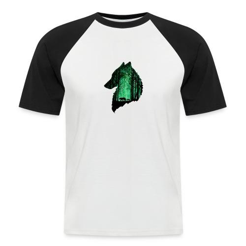 1568142566110 - T-shirt baseball manches courtes Homme