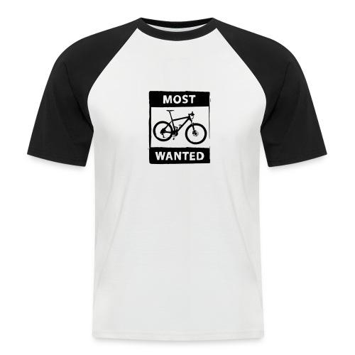 MTB - most wanted 2C - Männer Baseball-T-Shirt