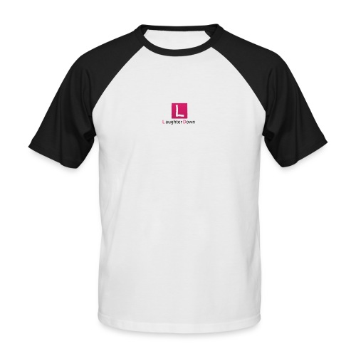 laughterdown official - Men's Baseball T-Shirt