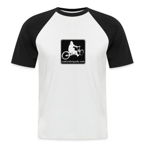 Logo Cruiser - T-shirt baseball manches courtes Homme