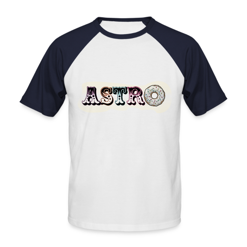 ASTRO - T-shirt baseball manches courtes Homme