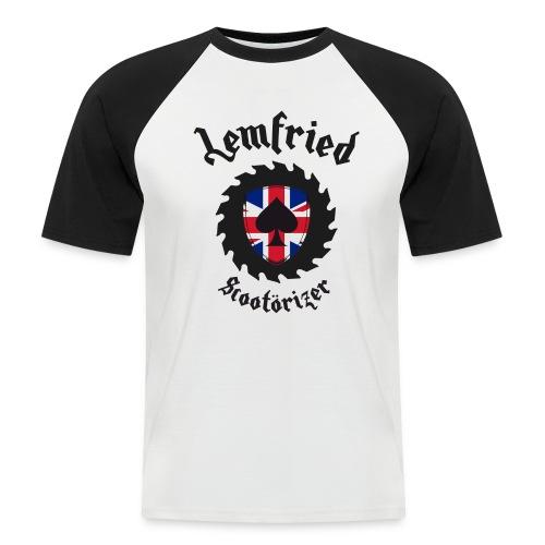 scooto r union pos - Männer Baseball-T-Shirt