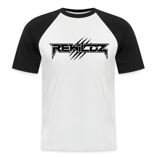 Rewildz Black Edition - Camiseta béisbol manga corta hombre