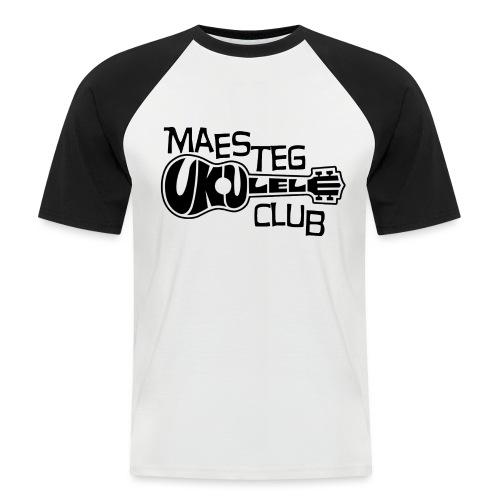 logoborder2 - Men's Baseball T-Shirt