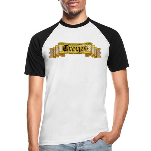 TROYES - T-shirt baseball manches courtes Homme