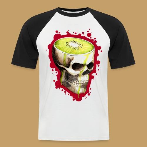 Czacha Kiwi - Koszulka bejsbolowa męska