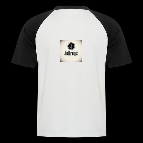 Jeffreys - Männer Baseball-T-Shirt