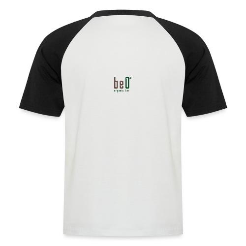 be0 tshirt - Maglia da baseball a manica corta da uomo