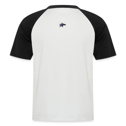281212 10150254811088795 782123794 7509985 2394993 - Kortærmet herre-baseballshirt