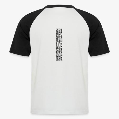 LF camo stripes - Kortärmad basebolltröja herr