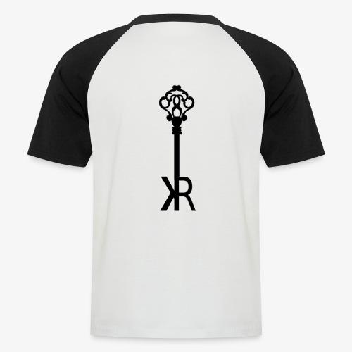 keyr. - Männer Baseball-T-Shirt