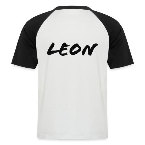 Leon - T-shirt baseball manches courtes Homme