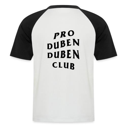 Pro Duben Duben Club S1 - Männer Baseball-T-Shirt