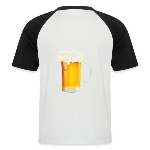 Setu pagot te ha da bere giuramente - Männer Baseball-T-Shirt