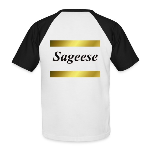 Sageese1400 - Men's Baseball T-Shirt