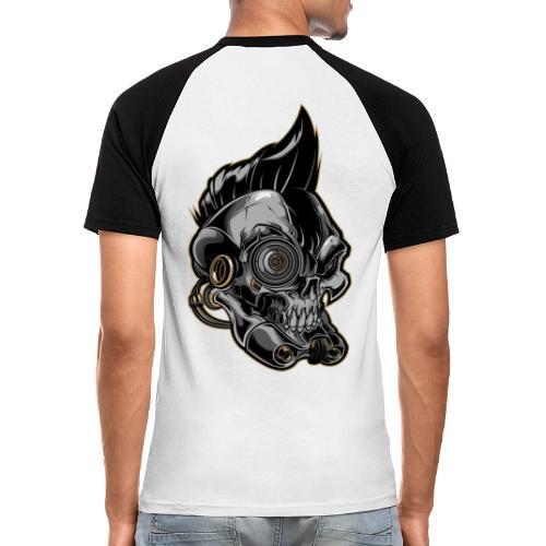 Nareku logo - Men's Baseball T-Shirt