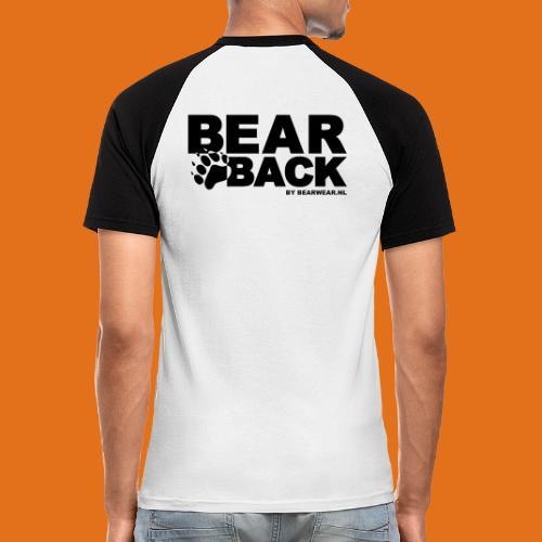 bearback new - Men's Baseball T-Shirt