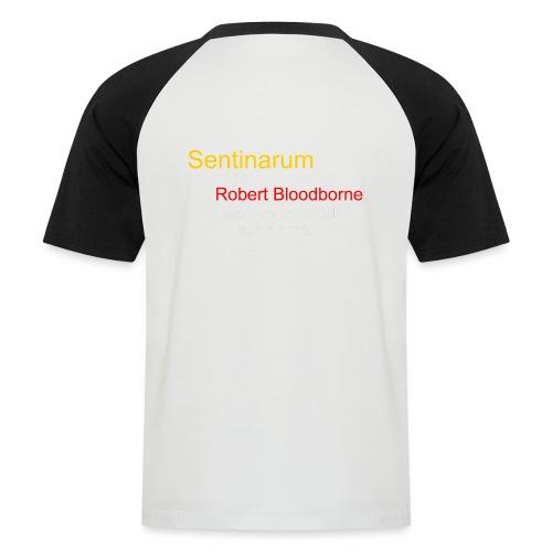 Sentinarum - T-shirt baseball manches courtes Homme