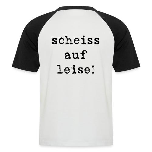 sal claim - Männer Baseball-T-Shirt