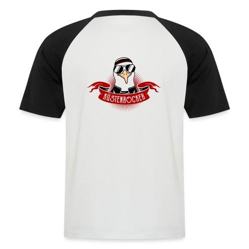 Küstenrocker - Männer Baseball-T-Shirt