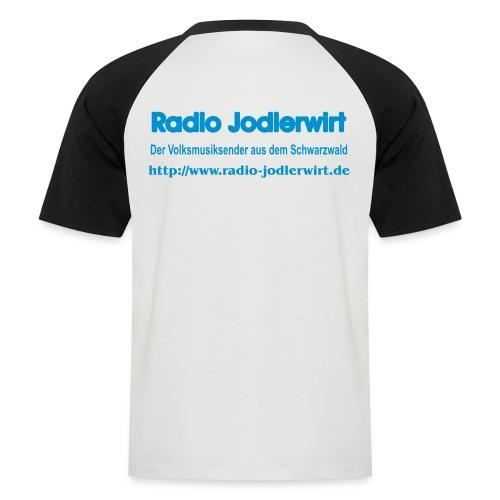 radio1 - Männer Baseball-T-Shirt