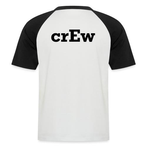 Crew Rockwell - Men's Baseball T-Shirt