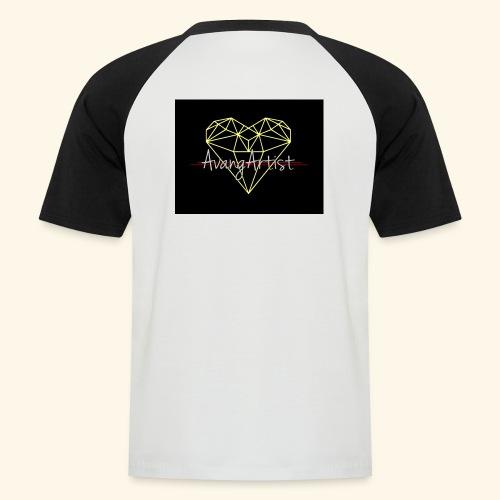 FontCandy (31) - Men's Baseball T-Shirt
