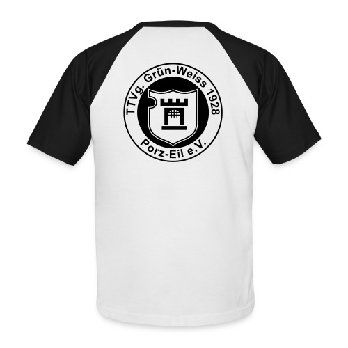 gw eil logo cs2 - Männer Baseball-T-Shirt