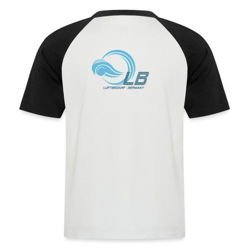 logo_aa2 - Männer Baseball-T-Shirt