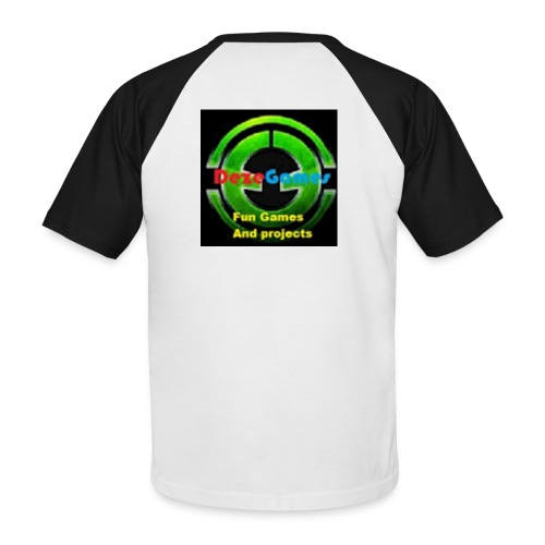 logo 2 png - Men's Baseball T-Shirt