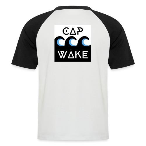 Logo_officiel assoc - T-shirt baseball manches courtes Homme